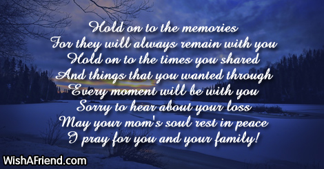 sympathy-messages-for-loss-of-mother-17411