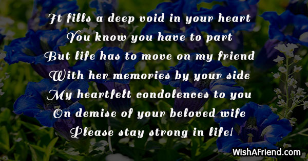 sympathy-messages-for-loss-of-wife-23002