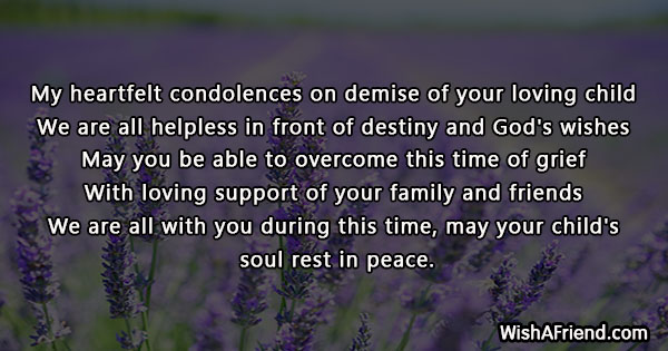 sympathy-messages-for-loss-of-child-24932