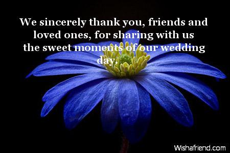 3321 wedding thank you notes