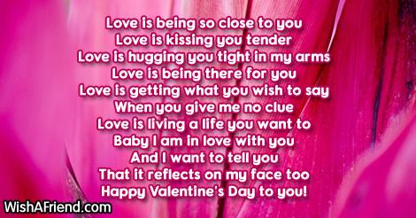 17973 short valentine poems