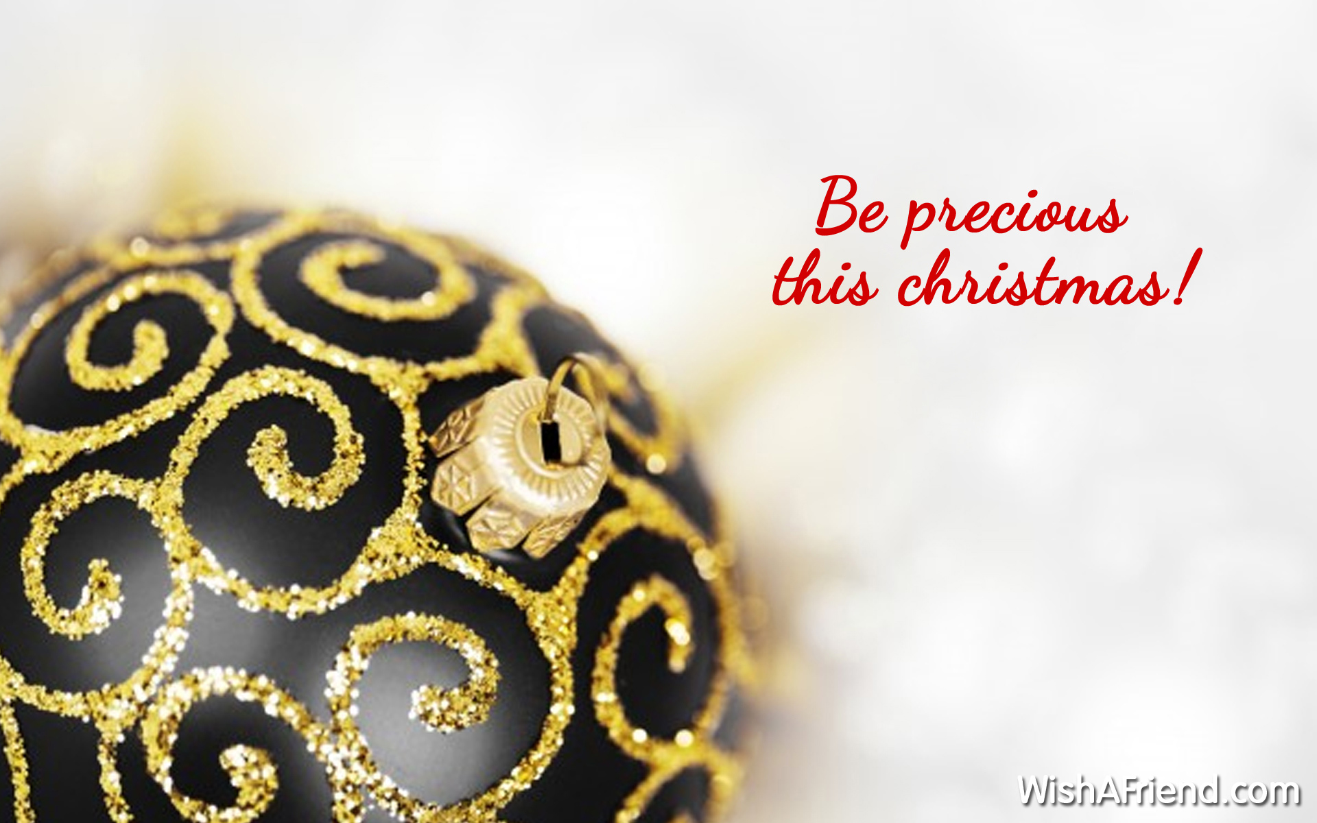 Be Precious This Christmas!