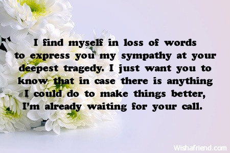 3167-words-of-sympathy